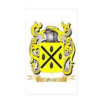 Grilli Sticker (Rectangle 50 pk)
