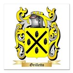 Grilletto Square Car Magnet 3