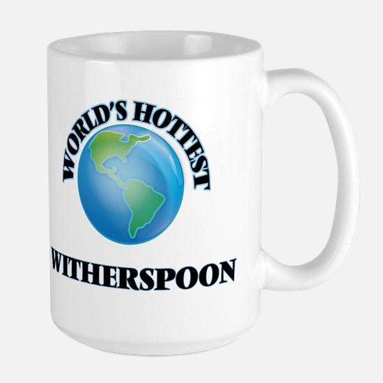 World's hottest Witherspoon Mugs