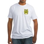 Grille Fitted T-Shirt