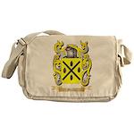 Grille Messenger Bag