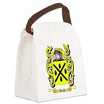 Grille Canvas Lunch Bag