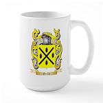 Grille Large Mug