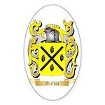 Grilhot Sticker (Oval 10 pk)