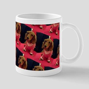 Doxie Dachshund Dear Dew Mugs