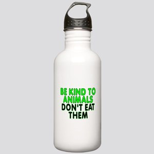 Be kind to animals - Stainless Water Bottle 1.0L