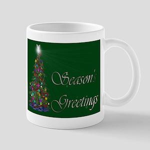 Seasons Greetings Mugs