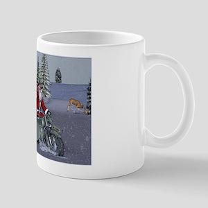 Dashing Through The Snow Mugs