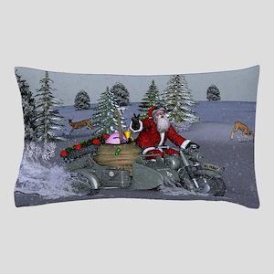 Dashing Through The Snow Pillow Case
