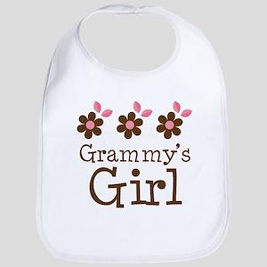 Grammys Girl Baby Bib