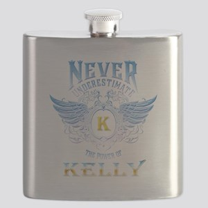 Never underestimate the power of Kelly Flask