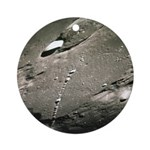 Apollo12 Davy Crater Space Christmas Tree Ornament