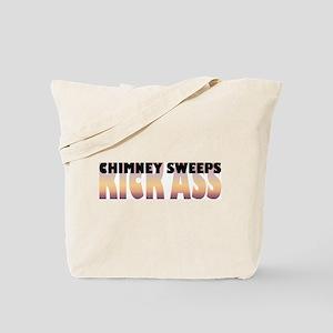 Chimney Sweeps Kick Ass Tote Bag