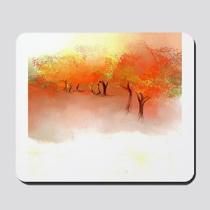 Unbelievable Autumn Landscape Mousepad