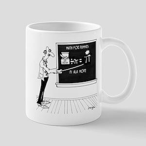 Math Cartoon 5850 Mug