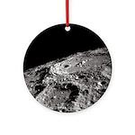 Apollo 10 Space Christmas Tree Ornament (Round)