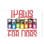 iPaws for Dogs Postcards (Package of 8)