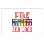 iPaws for Dogs Posters