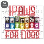 iPaws for Dogs Puzzle