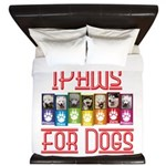 iPaws for Dogs King Duvet