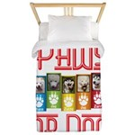 iPaws for Dogs Twin Duvet