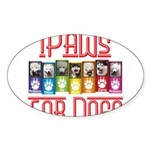 iPaws for Dogs Sticker