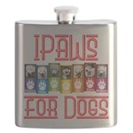 iPaws for Dogs Flask