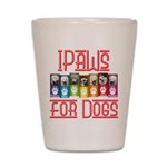 iPaws for Dogs Shot Glass