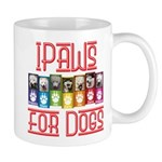 iPaws for Dogs Mugs