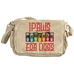 iPaws for Dogs Messenger Bag