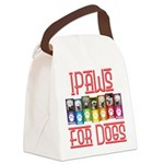 iPaws for Dogs Canvas Lunch Bag