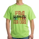iPaws for Dogs T-Shirt