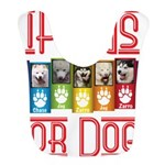 iPaws for Dogs Bib