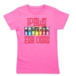iPaws for Dogs Girl's Tee