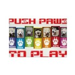 Push PAWS To Play Magnets