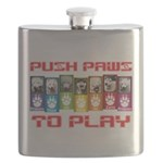 Push PAWS To Play Flask