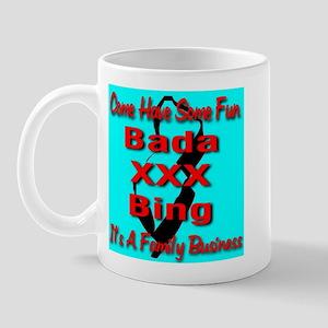 Bada XXX Bing Mug