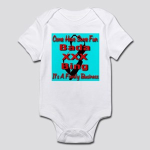 Bada XXX Bing Infant Bodysuit