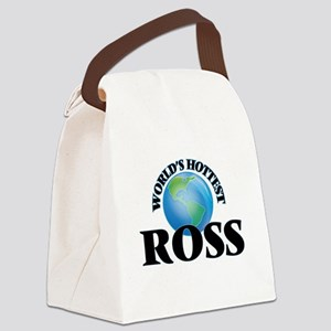 World's hottest Ross Canvas Lunch Bag