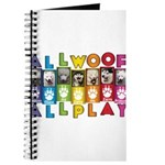 All WOOF All PLAY Journal
