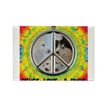 Peace Puppies 3.10.2014 Magnets