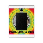Peace Puppies 3.10.2014 Picture Frame