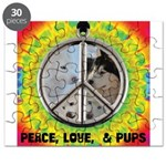 Peace Puppies 3.10.2014 Puzzle