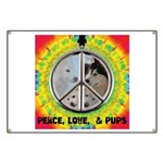 Peace Puppies 3.10.2014 Banner