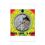 Peace Puppies 3.10.2014 Posters