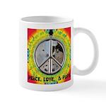 Peace Puppies 3.10.2014 Mugs