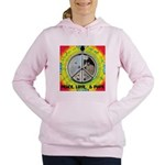 Peace Puppies 3.10.2014 Women's Hooded Sweatshirt