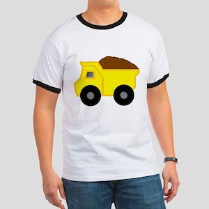 Yellow Dump Truck T-Shirt