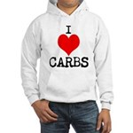 I heart Carbs Hoodie