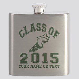 Class Of 2015 Track and Field Flask